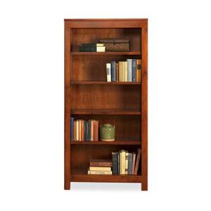 Witmer Furniture Taylor J 4-Shelf Bookcase
