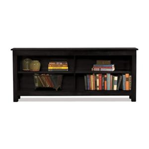 Witmer Furniture Taylor J 2-Shelf Console Bookcase