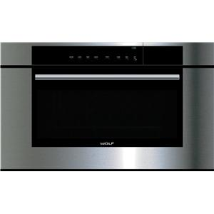 "Wolf Built-In Ovens M-Series 30"" Built-In Single Electric Steam Oven"