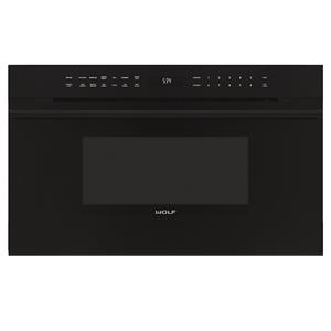 "Wolf Microwaves 30"" E Series Dropdown Door Microwave Oven"