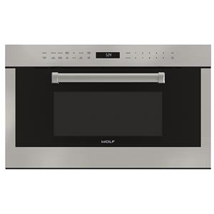 "Wolf Microwaves 30"" E Series Professional Dropdown Microwave"