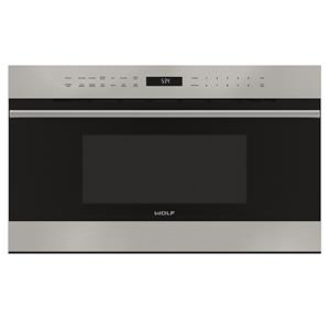 "Wolf Microwaves 30"" E Series Transitional Dropdown Microwave"