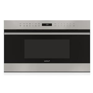 "Wolf Microwaves 30"" E-Series Drop-Down Door Microwave Oven"