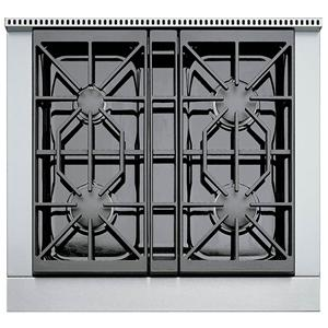 "Wolf Sealed Burner Rangetops 30"" Built-In Gas Rangetop"