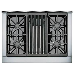"Wolf Sealed Burner Rangetops 36"" Built-In Gas Rangetop"