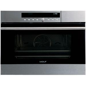 """Wolf Steam Convection Oven 24"""" Built-In Single Electric Oven"""
