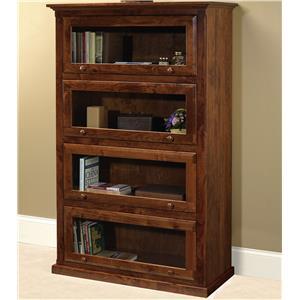 Wonder Wood Wonder Wood Bookcases Customizable Barrister Bookcase