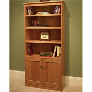Wonder Wood Wonder Wood Bookcases Customizable Candler Bookcase