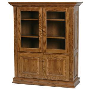 Wonder Wood Wonder Wood Bookcases Customizable Classic Bookcase