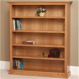 Wonder Wood Wonder Wood Bookcases Customizable Country Lane Bookcase