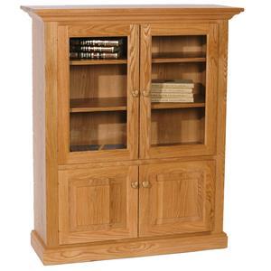 Wonder Wood Wonder Wood Bookcases Customizable Deluxe Bookcase