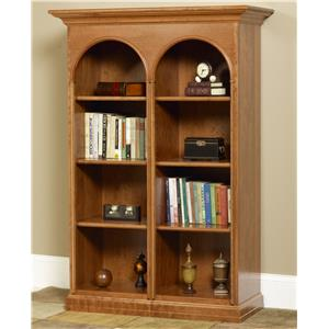 Wonder Wood Wonder Wood Bookcases Customizable Legacy of Eloquence Bookcase
