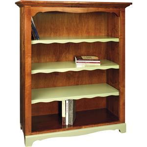 Wonder Wood Wonder Wood Bookcases Customizable Maple Grove Bookcase