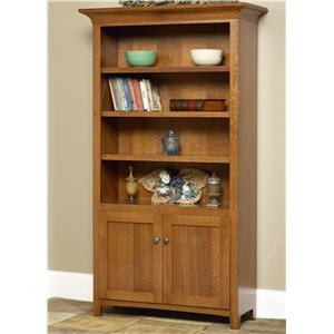 Wonder Wood Wonder Wood Bookcases Customizable Millstone Bookcase