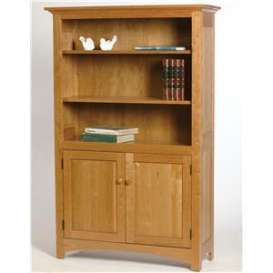 Wonder Wood Wonder Wood Bookcases Customizable Prairie Bookcase