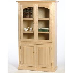 Wonder Wood Wonder Wood Bookcases Customizable Salem Bookcase