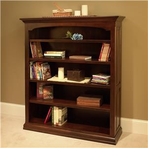 Wonder Wood Wonder Wood Bookcases Customizable Traditional Bookcase