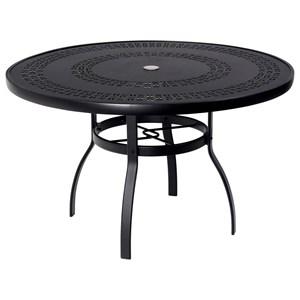 "Deluxe 48"" Round Umbrella Table"