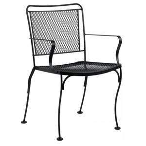 Woodard Constantine Dining Arm Chair