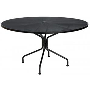 "Woodard Constantine 54"" Micro Mesh Table"