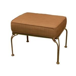 Woodard Outdoor Furniture Ottoman