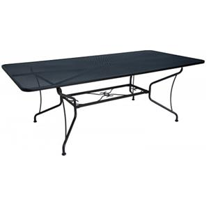 Woodard Tucson Rectangle Umbrella Table