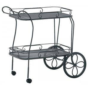 Woodard Woodard - Tea Carts Tea Cart