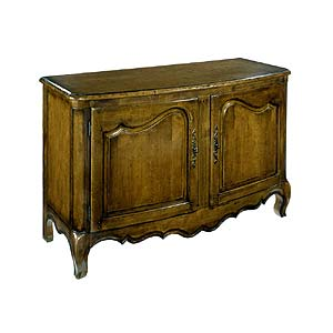 Woodbridge Home Accents Normandy Storage Cabinet