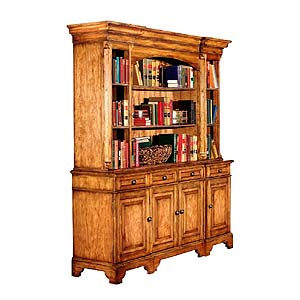 Woodbridge Home Accents Bookcase/Cupboard