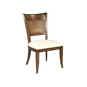 Woodbridge Home Accents Saber Leg Side Chair