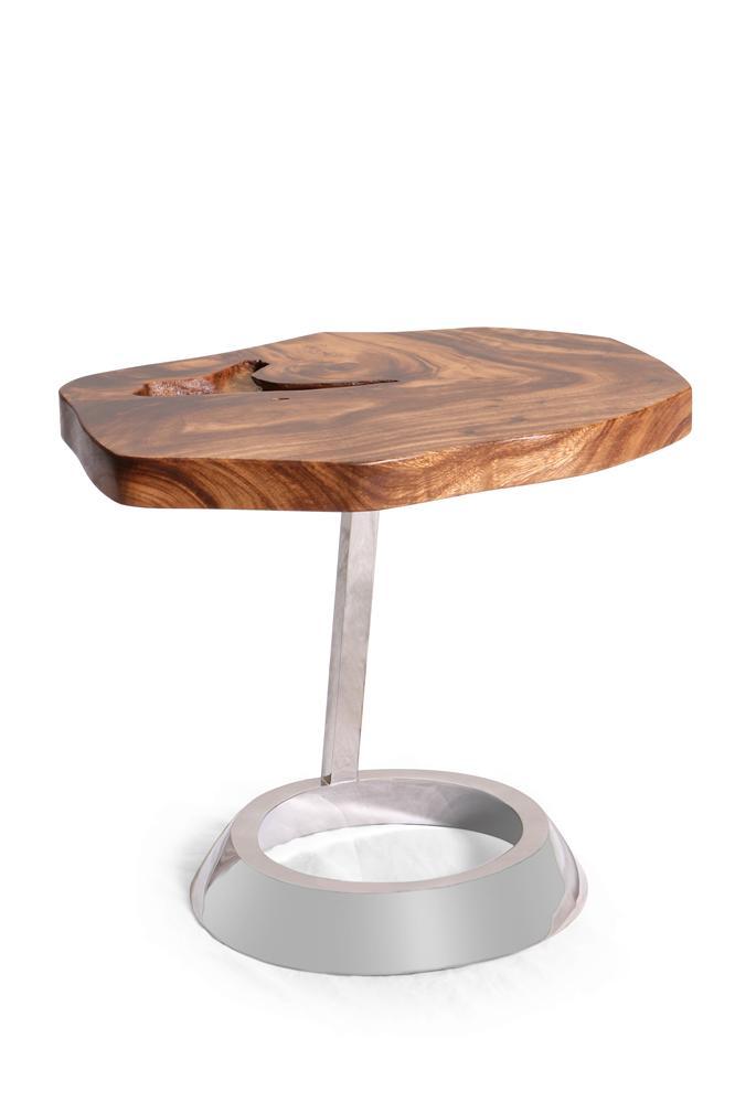 Morris Home Furnishings Anika  Anika Oval End Table - Item Number: 214131093