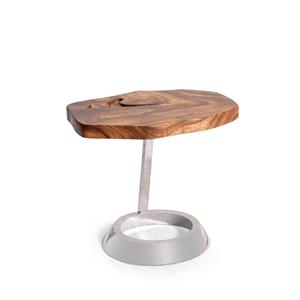 Morris Home Furnishings Anika  Anika Oval End Table