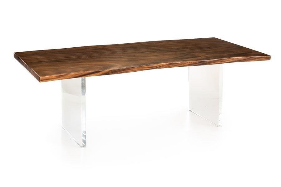 Woodbrook Designs Float Dining Table - Item Number: FLOAT-D87