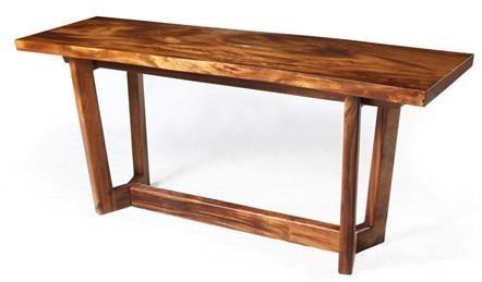 Woodbrook Designs Santa Fe Console Table - Item Number: SAFE-ST