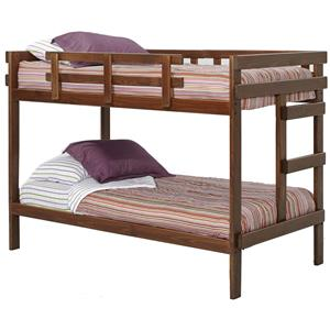 Woodcrest Heartland Bunk Bed 3/3