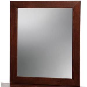 Woodcrest Heartland Mirror