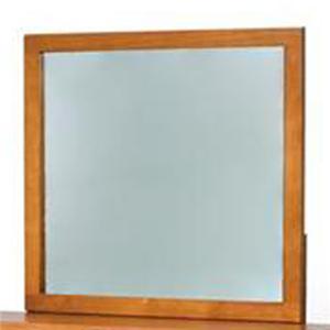 Woodcrest Pine Ridge Mirror