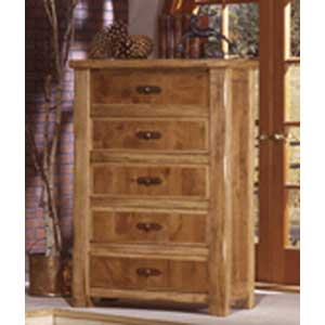 International Furniture Direct Lodge Chest