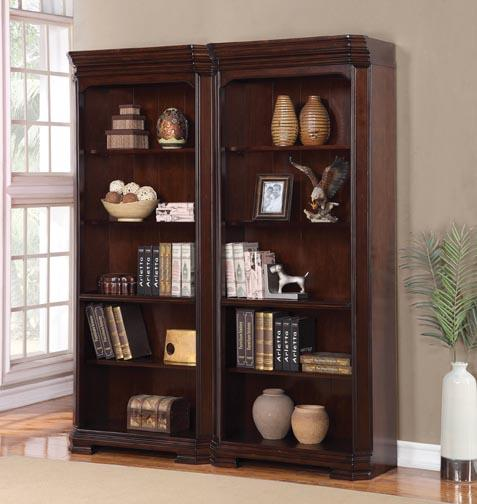 Flexsteel Wynwood Collection Westchester Bunching Bookcase - Item Number: 1204-02