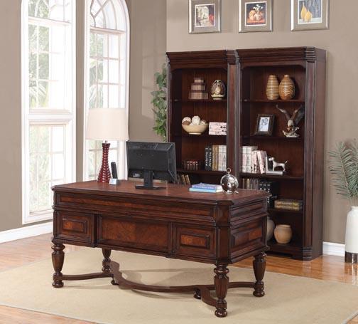 Flexsteel Wynwood Collection Westchester Writing Desk - Item Number: 1204-30