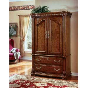 High Quality Flexsteel Wynwood Collection Cordoba Armoire