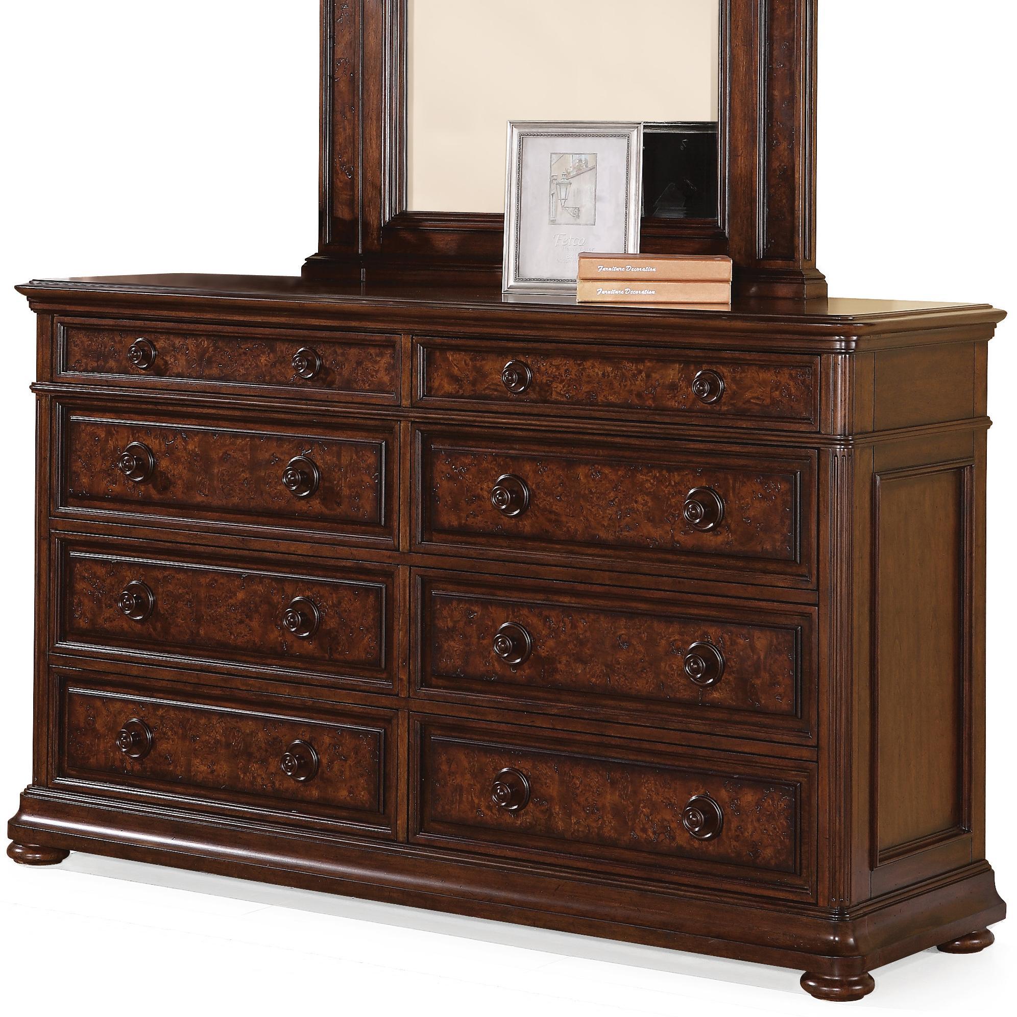 Flexsteel Wynwood Collection Aberdeen Dresser - Item Number: 1952-60