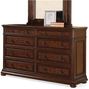 Flexsteel Wynwood Collection Aberdeen Dresser