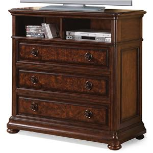 Flexsteel Wynwood Collection Aberdeen Media Chest