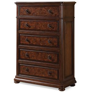Flexsteel Wynwood Collection Aberdeen Drawer Chest