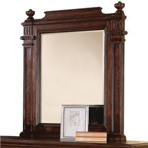 Flexsteel Wynwood Collection Aberdeen Mirror