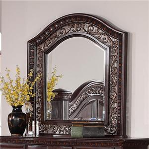 Flexsteel Wynwood Collection Alicante Vertical Mirror