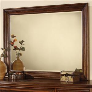 Flexsteel Wynwood Collection Brendon Landscape Mirror