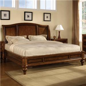 Platform beds tri cities johnson city and bristol - King size bedroom sets in atlanta ga ...