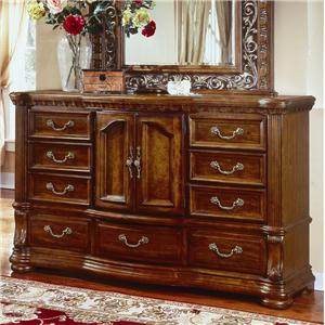 Flexsteel Wynwood Collection Cordoba Door Dresser